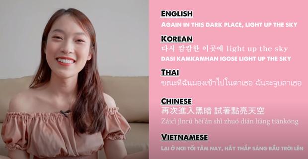 Dịch vèo vèo bài hit Do You Like That (BLACKPINK) ra 5 thứ tiếng, Khánh Vy được dân tình khen ngợi hết lời - Ảnh 6.