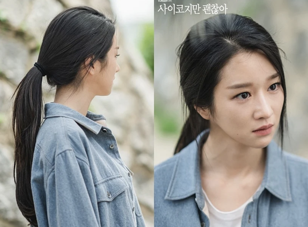 """Style tóc của Seo Ye Ji trong """"Điên Thì Có Sao"""": Kiểu nào cũng sang, có buộc thấp đơn giản thì vẫn xinh và sexy phát hờn - Ảnh 6."""