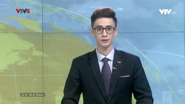 MC điển trai người Nga trả lời fan lý do bất ngờ dẫn bản tin VTV sau thời gian dài vắng bóng - Ảnh 2.