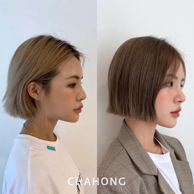 10 màn lột xác cho thấy mùa hè cắt tóc bob ngắn là chuẩn chỉnh: Vừa xinh lại vừa mát, ai cũng trẻ và sang hơn - Ảnh 2.