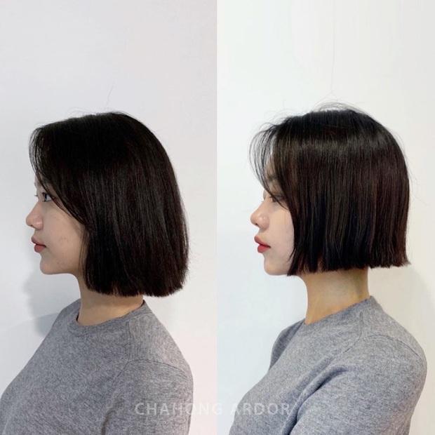 10 màn lột xác cho thấy mùa hè cắt tóc bob ngắn là chuẩn chỉnh: Vừa xinh lại vừa mát, ai cũng trẻ và sang hơn - Ảnh 3.
