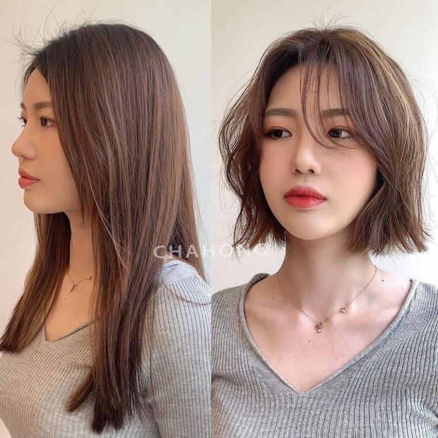 10 màn lột xác cho thấy mùa hè cắt tóc bob ngắn là chuẩn chỉnh: Vừa xinh lại vừa mát, ai cũng trẻ và sang hơn - Ảnh 4.