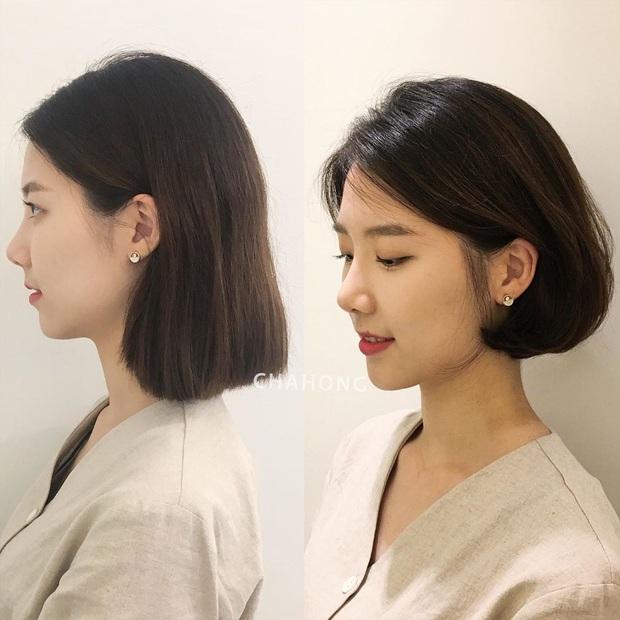 10 màn lột xác cho thấy mùa hè cắt tóc bob ngắn là chuẩn chỉnh: Vừa xinh lại vừa mát, ai cũng trẻ và sang hơn - Ảnh 5.