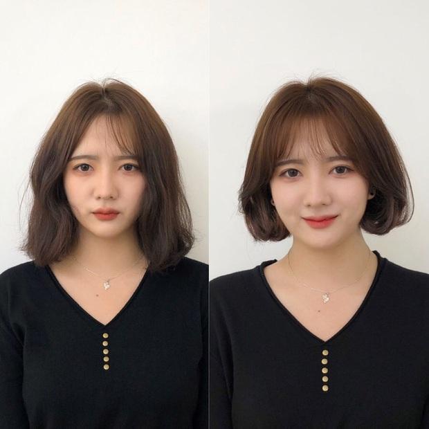 10 màn lột xác cho thấy mùa hè cắt tóc bob ngắn là chuẩn chỉnh: Vừa xinh lại vừa mát, ai cũng trẻ và sang hơn - Ảnh 10.