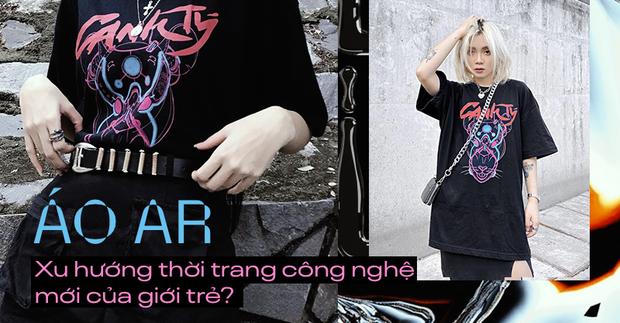 Ý tưởng thiết kế áo thực tế tăng cường (AR) đầu tiên tại Việt Nam, bán không cần lãi, chỉ hy vọng mở đầu xu hướng thời trang công nghệ - Ảnh 1.