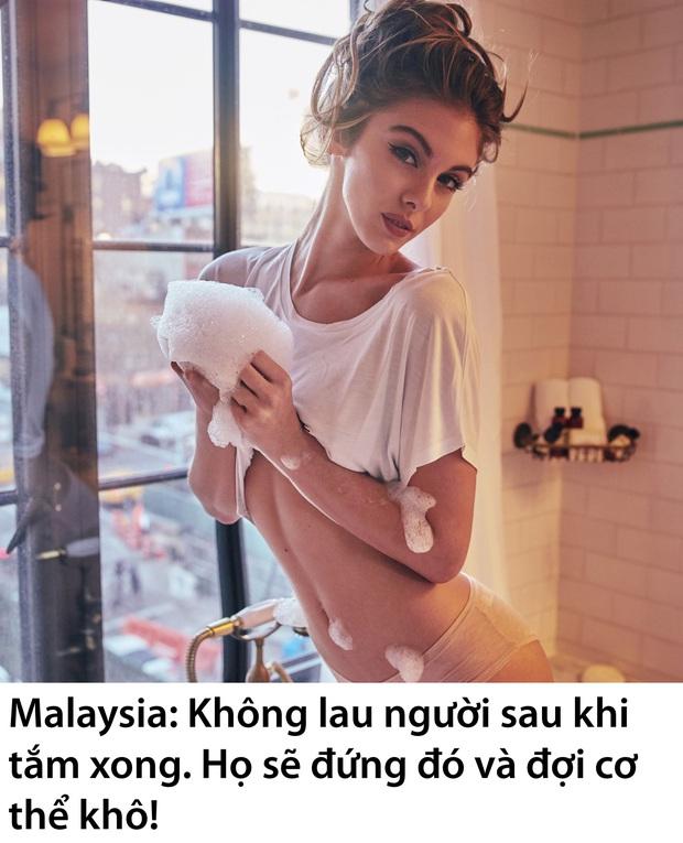 Những việc bình thường như cân đường hộp sữa ở vài quốc gia nhưng khiến người nước bạn há hốc mồm ngạc nhiên - Ảnh 7.