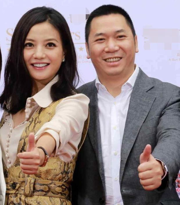 Triệu Vy lên tiếng về tin đồn ly hôn chồng đại gia - Ảnh 3.