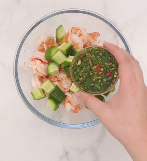 Gợi ý thực đơn salad 6 ngày cho các nàng lười, vừa ngon vừa chế biến cực nhanh chỉ trong 5 phút - Ảnh 9.
