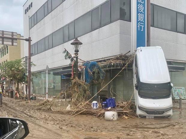 Số người thiệt mạng, mất tích do mưa lũ tại Nhật Bản tăng nhanh  - Ảnh 3.