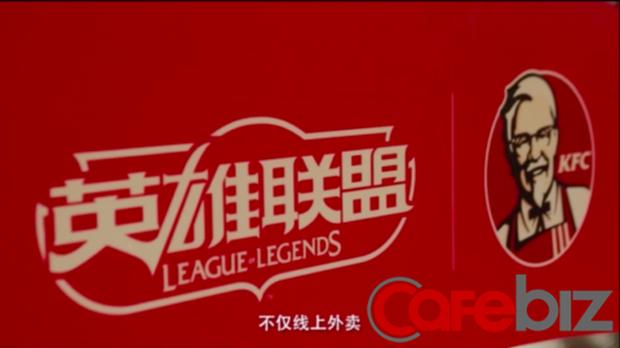 [Case Study] Một tay chơi game, một tay ăn gà rán: Nước đi cao thủ giúp tăng 5% lượng khách, 35% doanh số tại Trung Quốc của KFC - Ảnh 6.