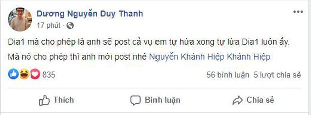 Quyết chiến trên Facebook, Tinikun tung đòn liên hoàn phốt dằn mặt  giám đốc Khánh Hiệp Izumin - Ảnh 5.