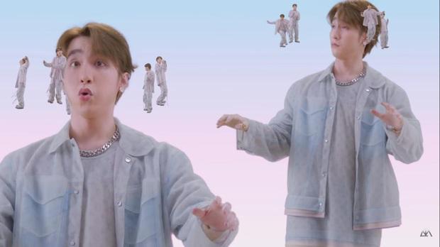 """Sơn Tùng M-TP lại tập tành """"đu đưa"""" như Harley Quinn trong MV mới - Ảnh 2."""