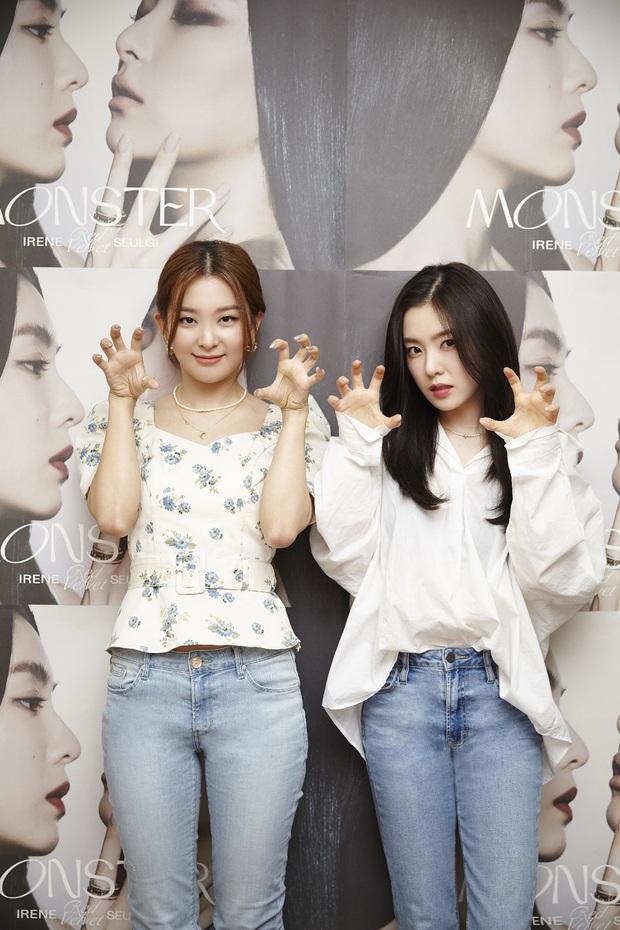 IRENE & SEULGI tiết lộ trước giờ G lên sóng MV debut: Đây sẽ là một MV khác biệt và mạnh mẽ, phong cách như chị em song sinh vậy - Ảnh 3.