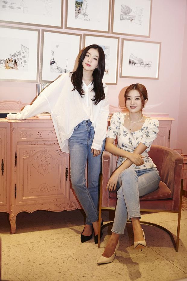 IRENE & SEULGI tiết lộ trước giờ G lên sóng MV debut: Đây sẽ là một MV khác biệt và mạnh mẽ, phong cách như chị em song sinh vậy - Ảnh 4.