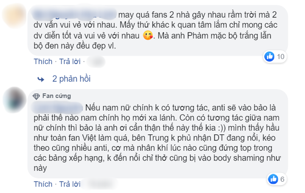 Mặc kệ fan khẩu chiến dữ dội, Dương Tử đánh yêu Ngô Diệc Phàm trên phim trường Thanh Trâm Hành - Ảnh 3.