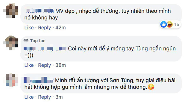 Lập kỷ lục thành tích, MV Sơn Tùng vẫn vấp phải tranh cãi: Chỉ tặng fan nên món quà làm vội, bình thường và quá dưới kỳ vọng? - Ảnh 5.