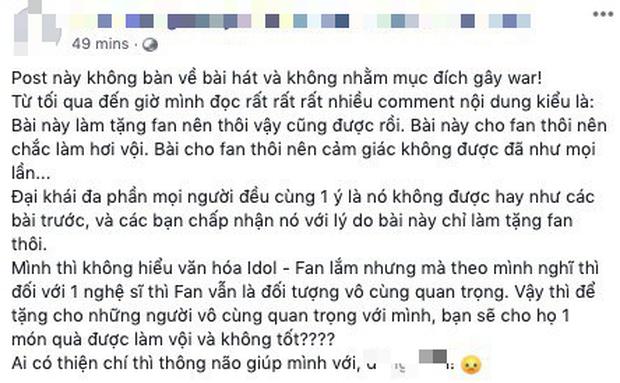 Lập kỷ lục thành tích, MV Sơn Tùng vẫn vấp phải tranh cãi: Chỉ tặng fan nên món quà làm vội, bình thường và quá dưới kỳ vọng? - Ảnh 4.
