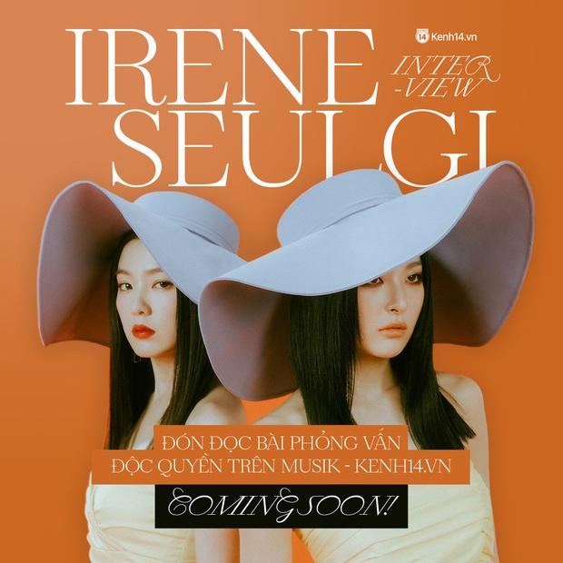 IRENE & SEULGI tiết lộ trước giờ G lên sóng MV debut: Đây sẽ là một MV khác biệt và mạnh mẽ, phong cách như chị em song sinh vậy - Ảnh 6.