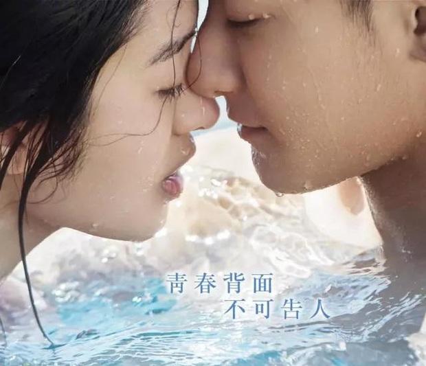 Nhìn lại nụ hôn màn ảnh đầu tiên của 10 nam thần Cbiz: Choáng nhất là màn khóa môi đàn anh của Lay (EXO) - Ảnh 18.