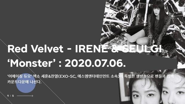 Fan phẫn nộ vì SM lại hoãn MV của IRENE & SEULGI mà không thông báo 1 lời, ghi sai tên thành… EXO-SC khi giới thiệu trên trang chủ - Ảnh 5.