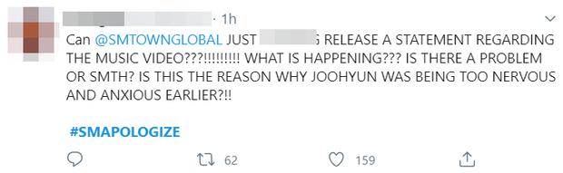 Fan phẫn nộ vì SM lại hoãn MV của IRENE & SEULGI mà không thông báo 1 lời, ghi sai tên thành… EXO-SC khi giới thiệu trên trang chủ - Ảnh 9.