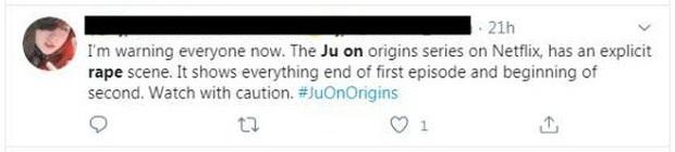 Khán giả phẫn nộ lên án tình tiết cưỡng hiếp tập thể ở phim ma Ju-on: Origins - Ảnh 9.