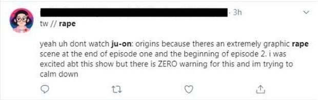 Khán giả phẫn nộ lên án tình tiết cưỡng hiếp tập thể ở phim ma Ju-on: Origins - Ảnh 12.