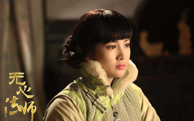 10 mỹ nữ web drama hot nhất xứ Trung: Thiếu sao được Thánh nữ xuyên không Triệu Lộ Tư - Ảnh 3.