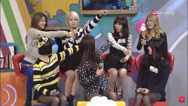 Jimin và Seolhyun từng thẳng tay chỉ Mina là thành viên phiền phức và gây khó chịu nhất AOA - Ảnh 2.