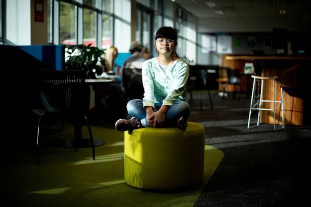 13 tuổi đã trở thành sinh viên, học 2 ngành 1 lúc, cô bé gốc Việt gây chấn động New zealand - Ảnh 1.