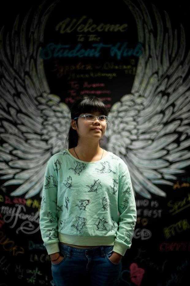 13 tuổi đã trở thành sinh viên, học 2 ngành 1 lúc, cô bé gốc Việt gây chấn động New zealand - Ảnh 2.