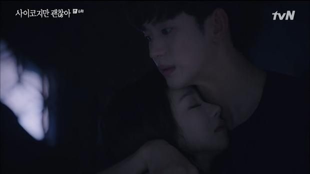 Rating Điên Thì Có Sao tăng nhẹ nhờ màn ôm ấp siêu ngọt ngào của Seo Ye Ji và Kim Soo Hyun - Ảnh 2.