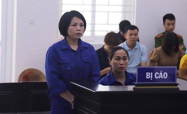 Nữ cựu thượng úy công an gài bẫy ma túy hãm hại người khác bị tuyên y án 7 năm tù  - Ảnh 1.