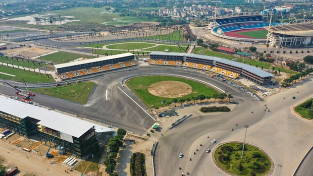 Chủ tịch Nguyễn Đức Chung: Có thể tổ chức lại giải đua F1 tại Hà Nội vào cuối tháng 11 - Ảnh 2.