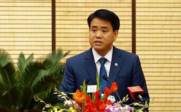 Chủ tịch Nguyễn Đức Chung: Có thể tổ chức lại giải đua F1 tại Hà Nội vào cuối tháng 11 - Ảnh 1.