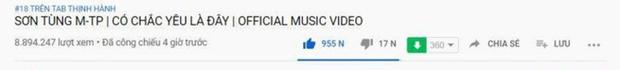 Tưởng MV mới của Sơn Tùng debut ở #18 mà hết hồn, ai ngờ soán ngôi BLACKPINK #1 trending và lập luôn kỷ lục nhanh nhất Vpop! - Ảnh 5.