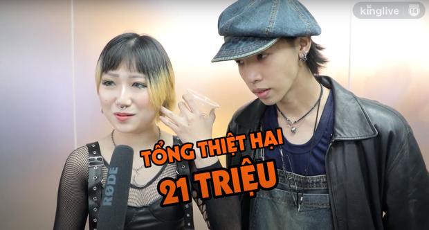 Clip: Bóc giá outfit giới trẻ Sài Gòn đi sự kiện mới thấy khi bạn cool, diện đồ 50k vẫn cứ đẹp - Ảnh 6.