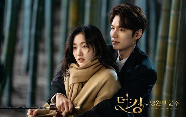 Tình sử Lee Min Ho - Kim Go Eun trước khi bén duyên: Nàng chỉ thích các chú, nhìn dàn tình cũ quyền lực của chàng mà choáng - Ảnh 2.
