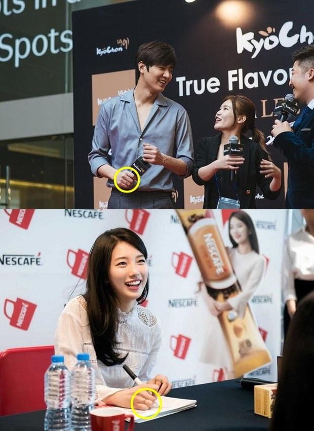 Tình sử Lee Min Ho - Kim Go Eun trước khi bén duyên: Nàng chỉ thích các chú, nhìn dàn tình cũ quyền lực của chàng mà choáng - Ảnh 12.