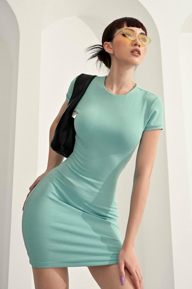 Jisoo vừa diện váy ôm sát xinh ơi là xinh, tuyệt nhất là các nàng có thể đu theo mà chỉ phải bỏ ra vài ba trăm - Ảnh 6.