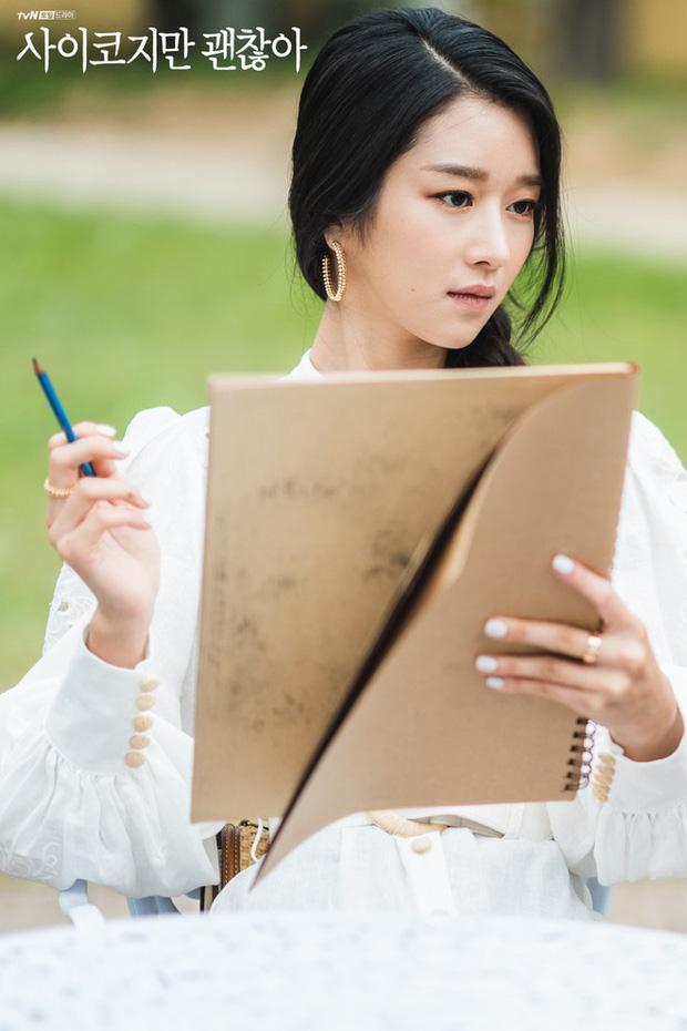 Báu vật Điên thì có sao Seo Ye Ji: Du học sinh nói được 4 thứ tiếng đến nàng thơ của Kim Soo Hyun, hẹn hò cả Yunho (DBSK)? - Ảnh 5.