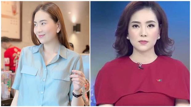 So sánh nhan sắc của các nữ MC dẫn bản tin VTV: Ngoài đời có giống như trên TV không? - Ảnh 5.