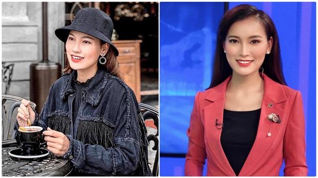 So sánh nhan sắc của các nữ MC dẫn bản tin VTV: Ngoài đời có giống như trên TV không? - Ảnh 7.