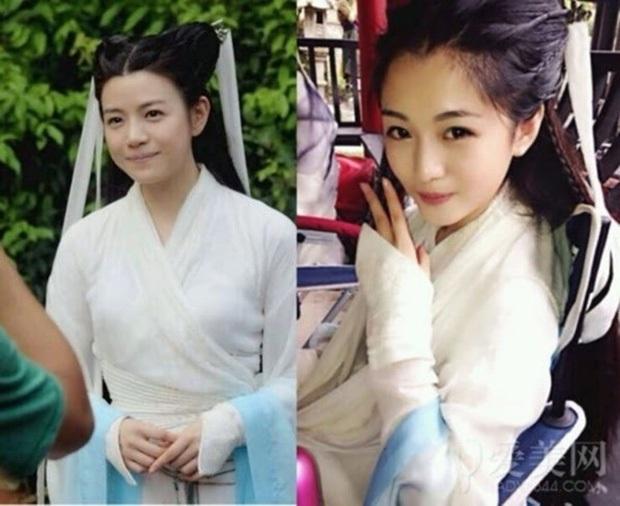 Khi mỹ nhân Cbiz đọ sắc với diễn viên đóng thế: Dương Mịch, Angela Baby cứ như có chị em sinh đôi vậy - Ảnh 21.