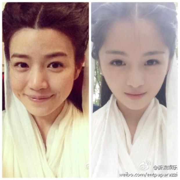 Khi mỹ nhân Cbiz đọ sắc với diễn viên đóng thế: Dương Mịch, Angela Baby cứ như có chị em sinh đôi vậy - Ảnh 19.