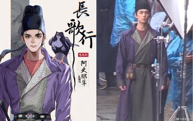 Top 10 phim Trung được netizen lót dép chờ chiếu: Hóng nhất màn hợp tác của Tiêu Chiến với nữ hoàng thị phi Dương Tử - Ảnh 8.