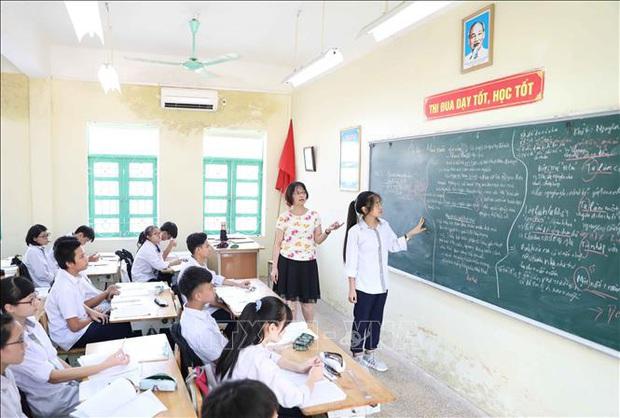 132 học sinh được miễn thi tốt nghiệp THPT và xét tuyển thẳng ĐH, CĐ - Ảnh 1.
