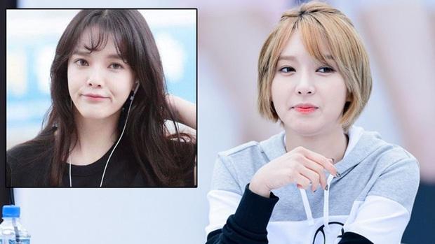 Netizen tiếp tục đào lại câu đùa của ChoA (AOA): Nếu tôi không nói vậy, Jimin sẽ đánh tôi mất! - Ảnh 1.