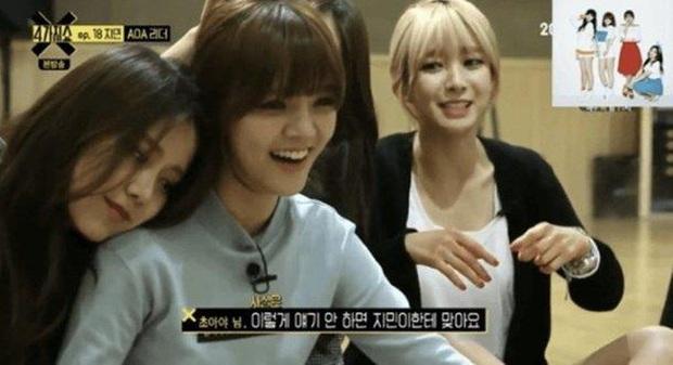 Netizen tiếp tục đào lại câu đùa của ChoA (AOA): Nếu tôi không nói vậy, Jimin sẽ đánh tôi mất! - Ảnh 2.