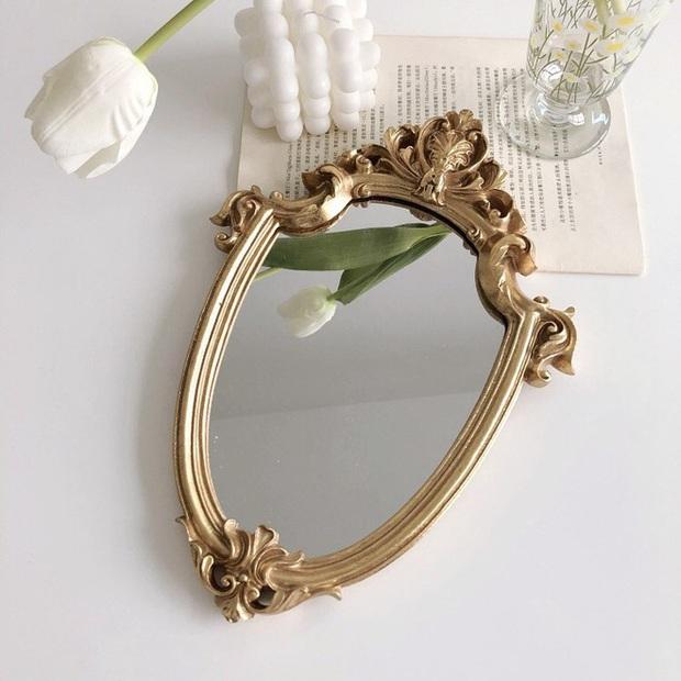 Hội chị em thi nhau khoe ảnh sống ảo trước gương và đây là loạt shop để bạn sắm gương đẹp mê hồn - Ảnh 3.